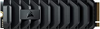 Corsair MP600 PRO XT 4 TB Gen4 PCIe x4 NVMe M.2 SSD (Sequenziellen Lesegeschwindigkeitenvon bis zu 7.100 MB/s sowie sequenziellen Schreibgeschwindigkeiten bis 6.800 MB/s, Hochdichter TLC NAND) Schwarz (B09F5XC93H)   Amazon price tracker / tracking, Amazon price history charts, Amazon price watches, Amazon price drop alerts