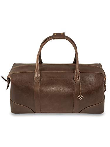 YOUBAG Andy Weekender - Handmade Designer Italian Leather Travel Bag