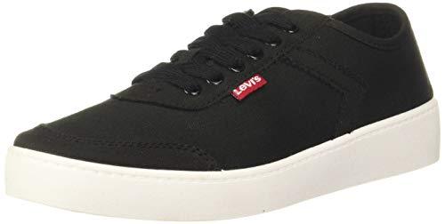 Levi's Women Blanca Regular Black Sneakers-6 UK (38374-0066)