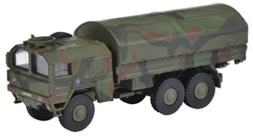 Schuco Man 7t GL 452652500 - Modellino di camion militare militare 1:87