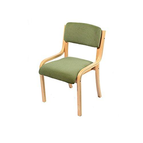LLRDIAN Einfache Domäne Esszimmerstuhl Massivholzstuhl Bürostuhl Schreibtischstuhl einfache Moderne Café Tische und Stühle Nordic Retro Stuhl Einfacher Klappstuhl (Size : E)