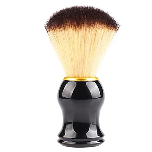 Regalo Herramienta Anterior del salón de Pelo de Afeitar brocha de Afeitar de Barrido Cepillo de jabalí Cabello Liso Mango de la maquinilla Barbero Limpieza de la Cara Hombres Mujeres