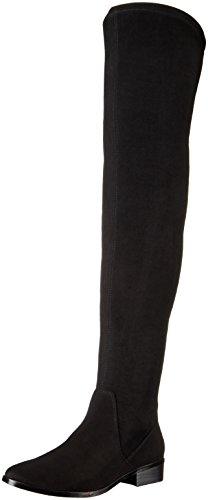 Aldo Women's Elinna Riding Boot, Black, 6.5 B US