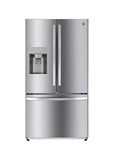 KENMORE 75035 French Door refrigerator, STAINLESS