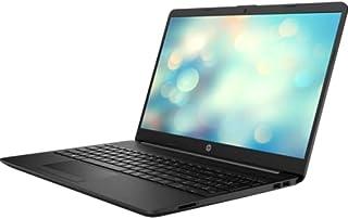 لابتوب اتش بي 15-dw3031nx بشاشة 15.6 انش، كور i5-1135G7 /بذاكرة RAM 8 GB، ومساحة تخزين 256 GB SSD، اسود - بنظام تشغيل دوس