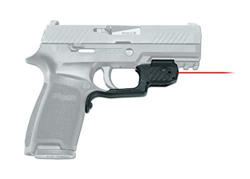 Crimson Trace LG-420 Laserguards with Red Laser, Heavy Duty Construction and Instinctive Activation...