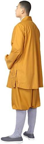 Buddha monk costume _image4