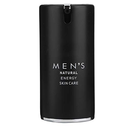 Crema hidratante facial para hombres, 50 g de marcas de acné hidratantes Cubierta brillante para el tono de piel para pieles secas, sensibles y grasas