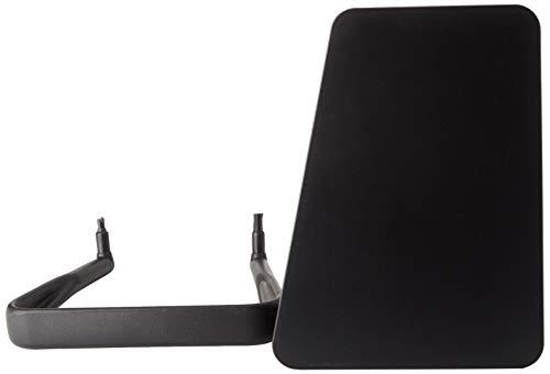 Rocada RD-977 - Pala escritura plegable para silla, 34 x 20 cm, Negro