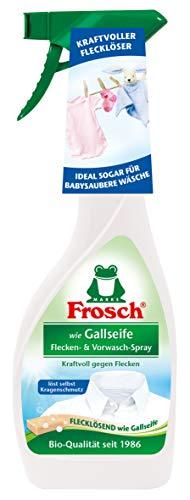 Frosch wie Gallseife Flecken- und Vorwasch-Spray 500 ml, 4er Pack (4 x 0.5 l)