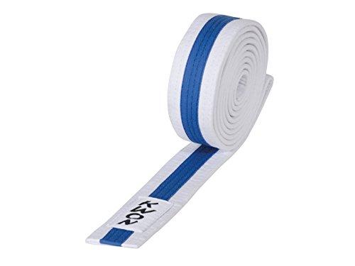 Kwon Taekwondo Judo Karate Gürtel Budogürtel 4 cm zweifarbig