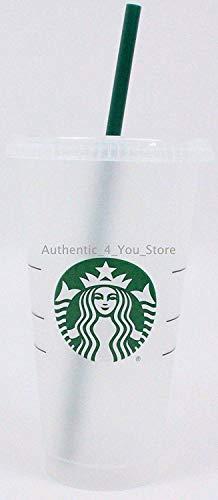 Starbucks Sirenenen-Logo, wiederverwendbar, Kunststoff, 750 ml