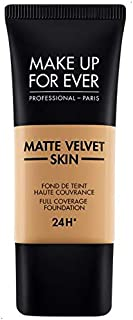 Make Up For Ever Velvet Matte Foundation Y445