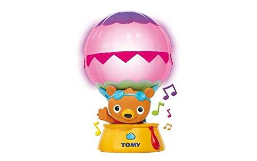 TOMY TOMY-E72375fr-Ballon Explorateur De Couleurs, E72375, Multicolore