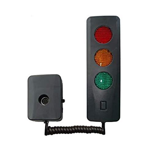 Mrcartool Parking Aid System for Garage - Car Park Assist Sensor System Smart Parking Aid Gadget Safe Light Parking System Assist Distance Stop Aid Guide Sensor for Home Garage