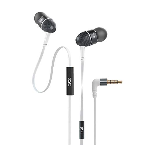 Best deal to buy boAt BassHeads 225 in-Ear
