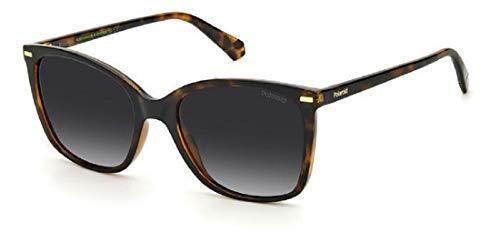 Polaroid PLD 4108/s Sunglasses, 086/LA Havana, 55 Womens