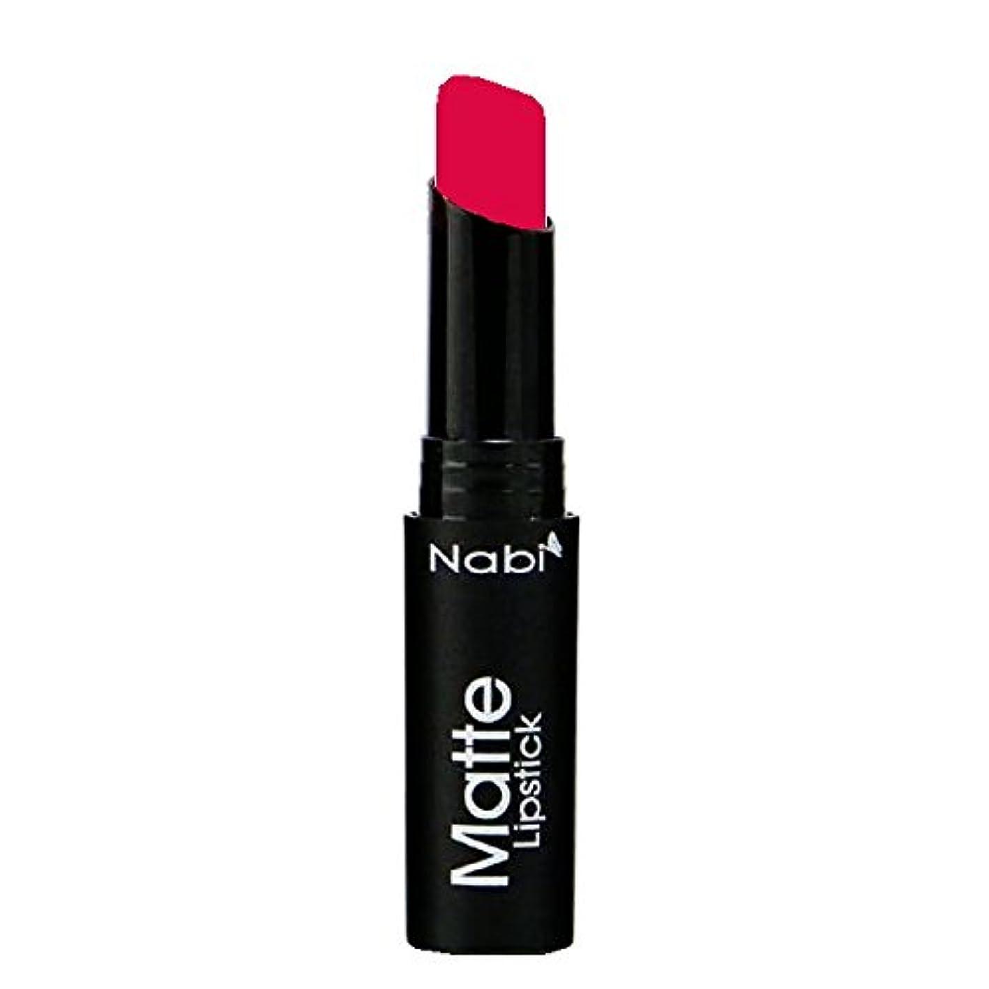 セントアートブラウザ(3 Pack) Nabi Cosmetics Matte Lipstick - Matte Real Red II (並行輸入品)