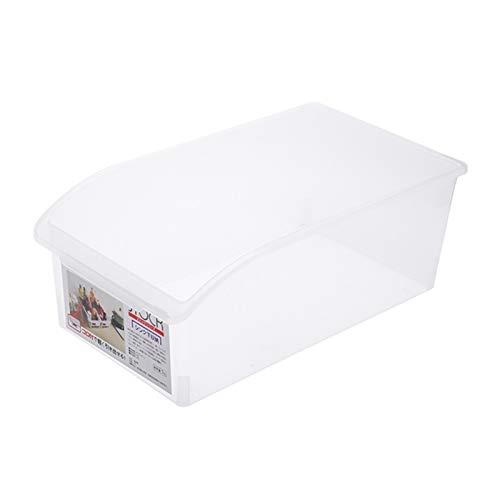 Caja de almacenamiento de refrigerador de cajones, caja de almacenamiento de alimentos de 2 PCS, se puede usar como caja de almacenamiento de refrigerador, caja de almacenamiento de gabinetes, caja de