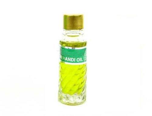 Beachcombers! Natural Henna Oil Blend Myrtle & Lemon Essential Oils 5 Bottles