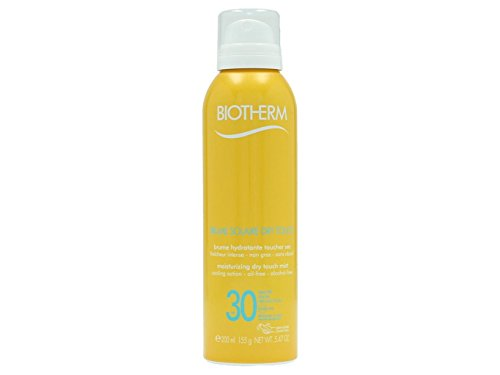 Biotherm Brume Solaire femme/women, Moisturizing dry touch mist, 1er Pack (1 x 200 g)