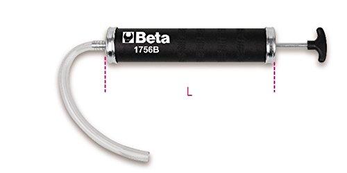 Siringa per olio Beta 1756B per uso professionale capacità 500 cc