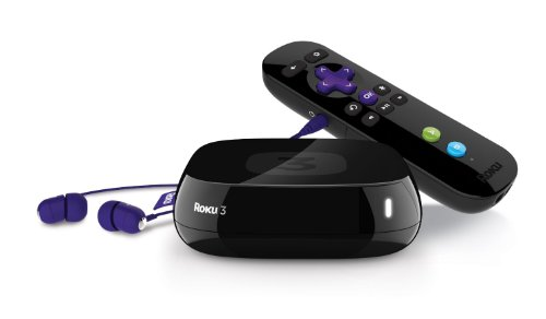 Roku 3 Streaming Media Player Electronics Features Media Players Streaming