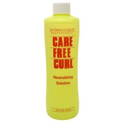 Soin Free Curl Solution de neutralisation avec conditionneur 473 ml (pack de 2)