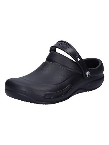 Crocs Men's Bistro Clog Comfort Shoes, Black, 9 US/ EU 42.5