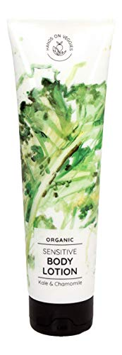 Organic Sensitive Body Lotion Kale & Chamomille