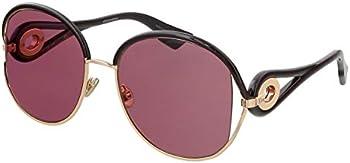 Dior New Volute Pink Ar VC Round Ladies Sunglasses