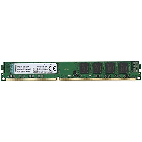 Kingston KVR16N11/8 Arbeitsspeicher 8GB (DDR3 Non-ECC CL11 DIMM, 240-pin, 1,5V)
