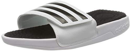 Adidas Adissage Tnd, Zapatillas de Cross Unisex Adulto, Blanco (Ftwbla/Negbás/Ftwbla 000), 39 1/3 EU