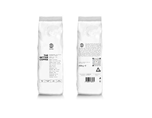 Fair Trade Kaffeebohnen – The Better Coffee von DALUMA (500 Gramm)