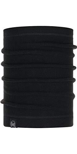 BUFF Standard Polar Neck Warmer, Black, One Size