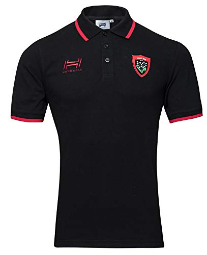 RUGBY CLUB TOULONNAIS Polo RCT Toulon - Collection Officielle Top 14 - Taille Adulte Homme S