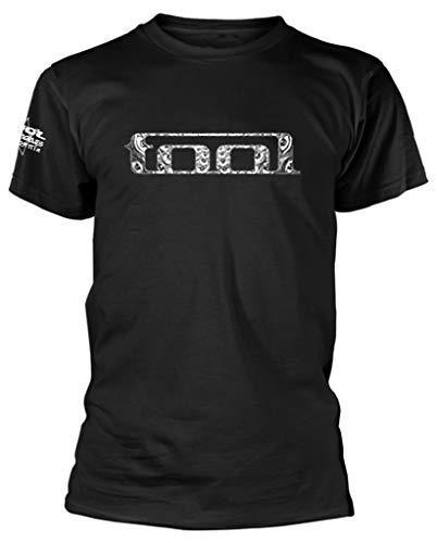 Tool 'BW Spectre' (Black) T-Shirt (Medium)