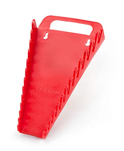 TEKTON 79369 Store and Go Rack de rangement 13 outils (rouge)