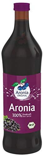 Aronia Original Bio Aronia Direktsaft Bio FHM (6 x 700 ml)