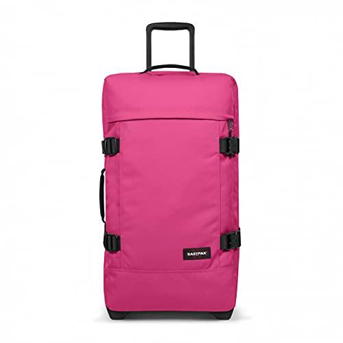 Eastpak Tranverz M Koffer, 67 cm, 78 L, Pink Escape (Rose)