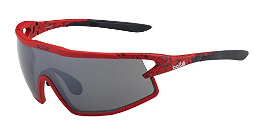 bollé B-Rock Gafas, Unisex Adulto, Rojo (Matte), L