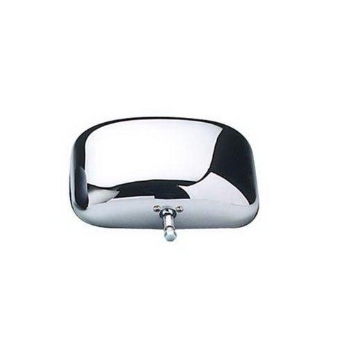 CIPA 95500 OE Chrome Side Mirror Replacement Head