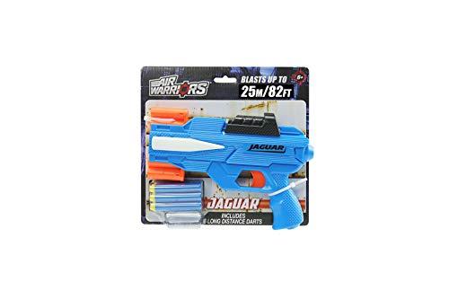 Air Warriors Jaguar, Blaster Gun for Kids 8+ & Above, Multicolor