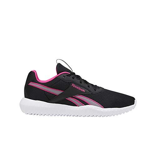 Reebok FLEXAGON Energy 2.0 MT, Zapatillas de Deporte para Mujer, Negro/GRAGRY/PROUDP