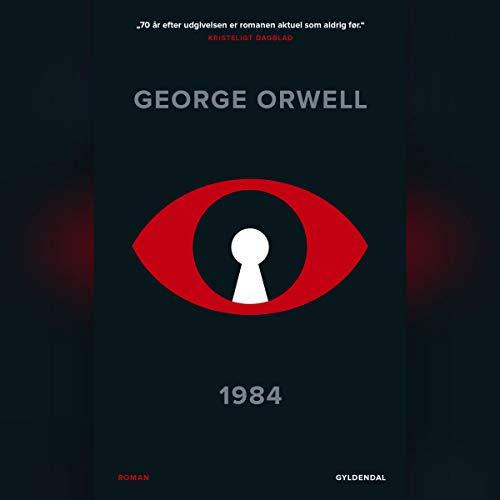 1984 (Danish edition) cover art