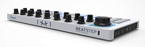 Arturia BeatStep, Superficie de control MIDI & secuenciador