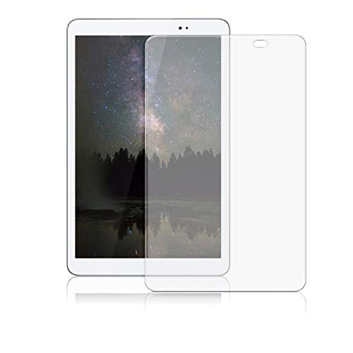 Movilrey Protector para Huawei Mediapad T1 10 9.6 Cristal Templado de Pantalla Vidrio 9H para Tablet