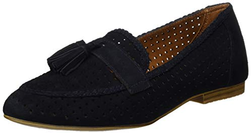 Tamaris Damen 1-1-24232-24 Slipper, Blau (Navy 805), 37 EU