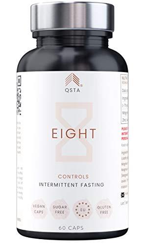 EIGHT (60 CAPS) - CONTROLA Ansiedad de Comer durante el Ayun