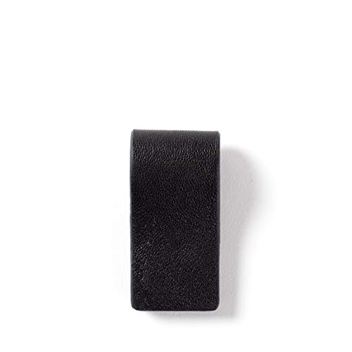Leatherology Black Onyx Magnetic Bookmark